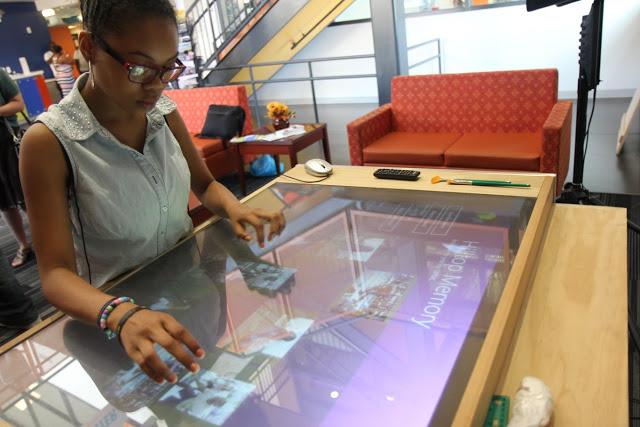 Hill District Y Gets Kid-Friendly, Health-Education Kiosk