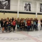 Teen Girls Learn Physics, and Valuable Life Lessons, on the Ice