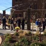UPMC Hamot Opens New Lobby, Healing Garden