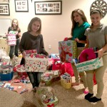 Family Gives Back by Donating Gift Baskets to Families of ICU Patients