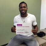 #RTtoReThink with Antonio Brown to Spread Awareness About Concussions