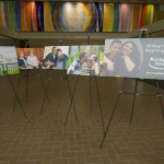 Roaming Photo-Story Exhibit Brings 'Acceptance Journeys Pittsburgh' to Campus