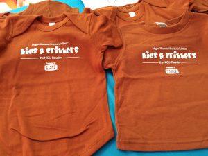 Kids & Critters t-shirts