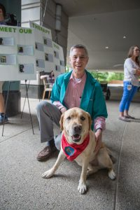 Therapy Dog Event 1
