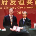 Pitt Physician Receives Highest Honor from Chinese Government