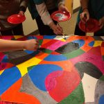 UPMC Cancer Patients Come Together to Paint