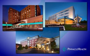 UPMC Signs Letter of Intent for Affiliation with Harrisburg's PinnacleHealth
