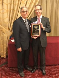 Physician Celebrates 35 Years of Contributions to Geriatrics, Receives Lifetime Achievement Award