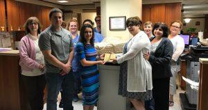 Sophia Grace Foundation Makes Donation to UPMC Mercy