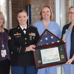 UPMC East Emergency Department Team Receives DoD Patriot Award