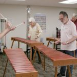 Pitt Program Combats Mild Cognitive Impairment with Music and Art