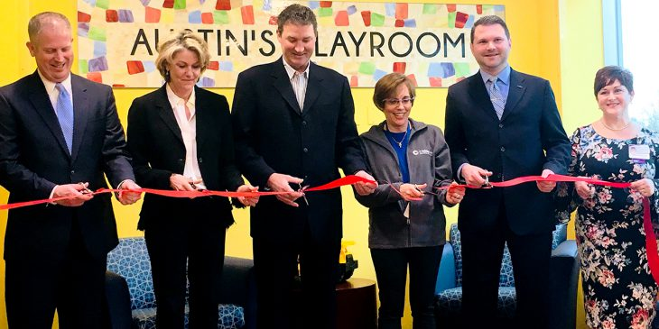 New Austin's Playroom Opens at UPMC Outpatient Center in Hampton