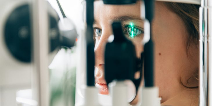 Successful vision restoration to strengthen with modern medicine