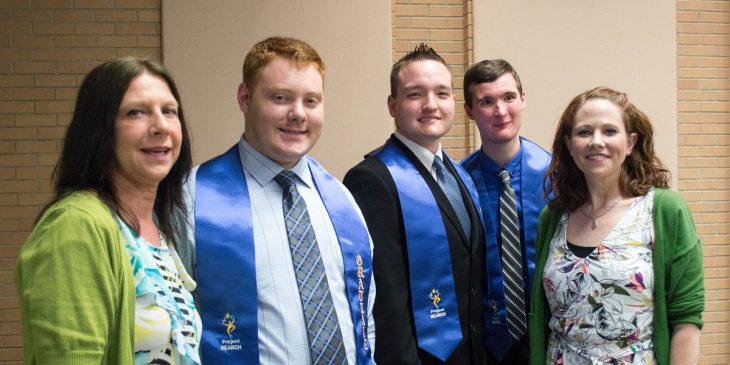 UPMC Hospitals Celebrate Project SEARCH Graduation Ceremonies