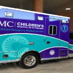 Children's Hospital Adds New Ambulance to Transport Critically Ill Kids
