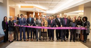 UPMC McKeesport's New Courtyard Entrance Welcomes Patients and Visitors