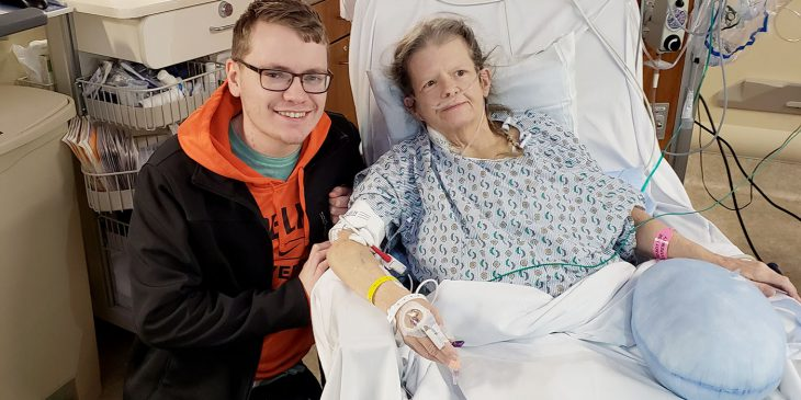 Ohio native reflects on becoming an altruistic living-liver donor