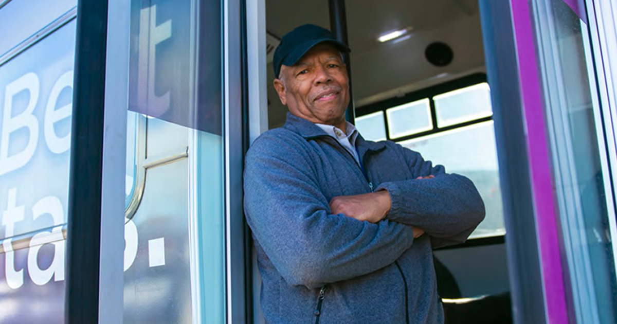 UPMC Shuttle Operators Set the Tone for the Workday - UPMC