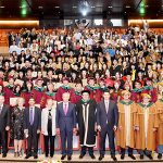 Nazarbayev University School of Medicine Celebrates Graduation of Inaugural Class