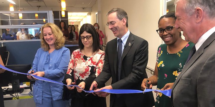 Pitt's All of Us Pennsylvania Opens Enrollment Center in the Heart of Oakland