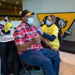 UPMC and Pittsburgh Penguins Partner for Mass Vaccination Event